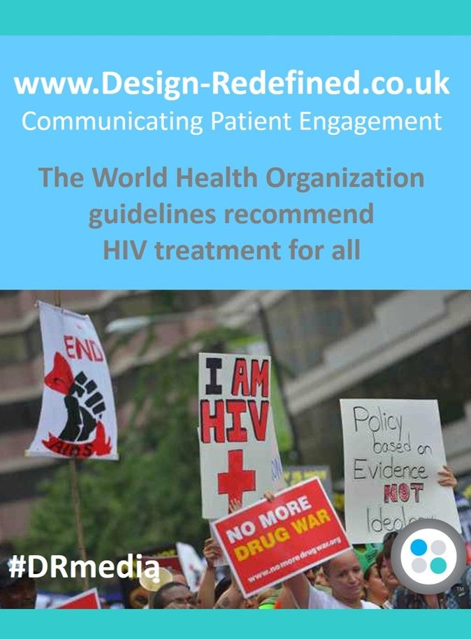 The World Health Organization guidelines recommend HIV treatment for all: The guidelines are calling for universal antiretroviral therapy for everyone diagnosed with HIV, regardless of CD4 T-cell count, and pre-exposure prophylaxis (PrEP) for people at risk of infection. The organization estimates that the recommendations, if widely adopted, could avert 21 million deaths and prevent 28 million new infections worldwide by 2030