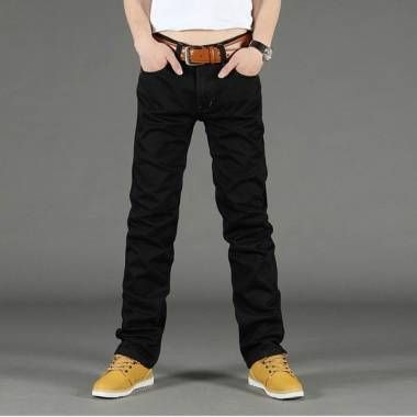 10  ideas about Black Jeans Men on Pinterest | Men fashion casual ...