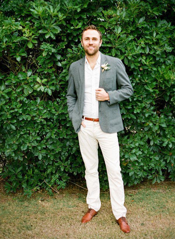 Le marié sans veste ?? 12