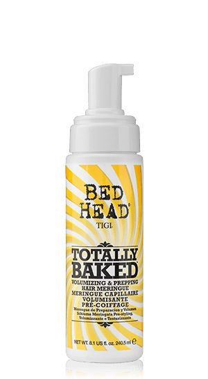 Best root lifter//Bed Head by TIGI | Products | Styling | Candy Fixations | Totally Baked