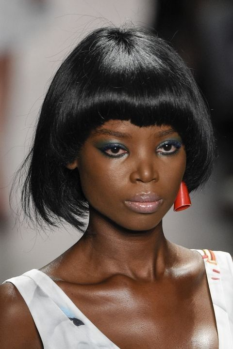Beauty trend: colorful cat eyes