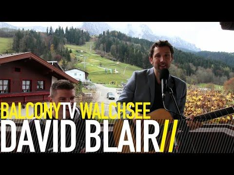 DAVID BLAIR · HEART BEAT · Videos · BalconyTV