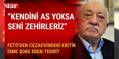 """Ogün Samast: FETÖcüler beni öldürecek : Hrant Dinkin katili Ogün Samast FETÖcü gardiyanlar tarafından işkence gördüğü iddiasıyla koruma istedi. Samast kamerasız odada FETÖcü gardiyanların kendisini dövdüğünü """"Kendini as yoksa seni zehirleriz"""" dediklerini öne sürdü.  http://www.haberdex.com/turkiye/Ogun-Samast-FETO-culer-beni-oldurecek/109625?kaynak=feed #Türkiye   #FETÖ #Samast #dövdüğünü #Kendini #kendisini"""