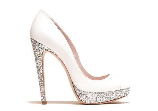 Le top des chaussures pour se marier | chaussures, talons aiguilles, mode, luxe, tendance, shoes