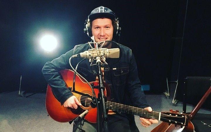 #LIisten to Thomas Oliver, NZ Live April 2017 #NZmusicmonth
