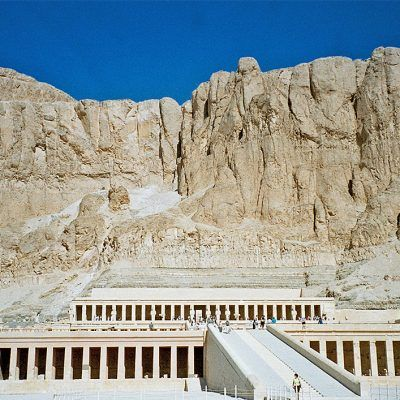 Luxor - Tempel von Hatschepsut