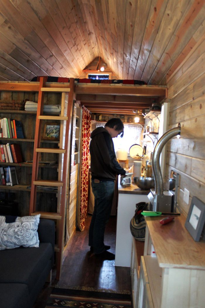 57 Best Awesome Tiny House Living Images On Pinterest