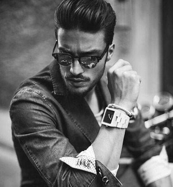 Greaser Hair For Men - 40 Rebellious Rockabilly Hairstyles