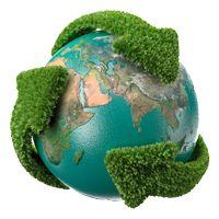 Dezvoltarea durabila si ecologica in constructii  inseamna proiectarea, executia si exploatarea locuintei tinand cont de impactul cladirii asupra mediului pe termen lung. Privind in viitor, realizam ca pentru rezultate durabile trebuie sa folosim doar materiale eficiente energetic, dar care sa fie caracterizate si printr-un ciclu de viata nepoluant(proces de fabricatie, exploatare, reciclare sau reutilizare).
