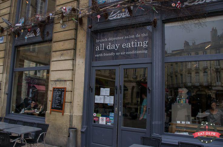 Brunch chez Karl #Restaurant #Bordeaux