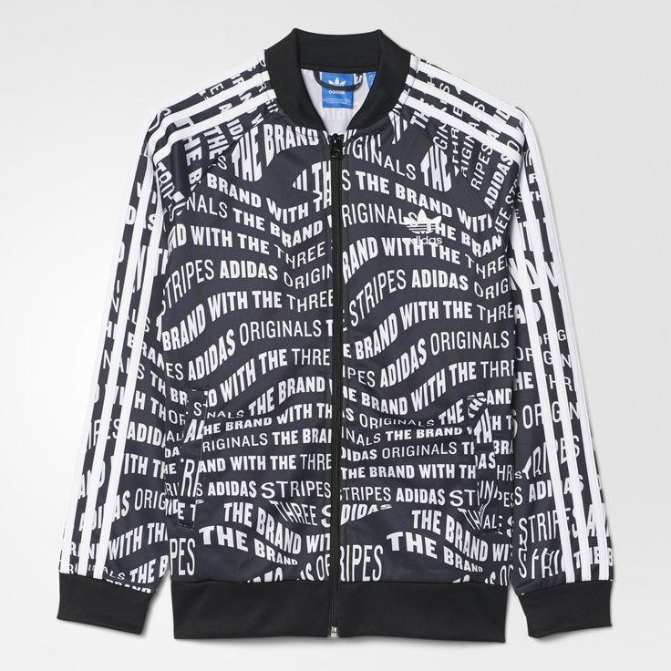 adidas(アディダス)通販オンラインショップ。ジャケット JACKETS Apparel 【adicolor】オリジナルス トラックトップジャージ[SST AOP TRACK TOP] ウェア アパレルなど公式サイトならではの幅広い品揃えが魅力。