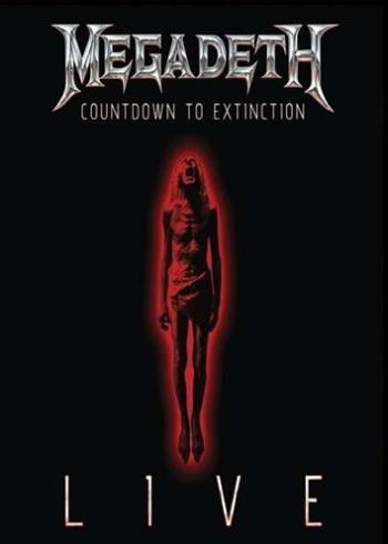 """Dopo il successo di quest'anno dell'album in studio """"Super collider"""" in arrivo l'album live più di successo dei Megadeth! Il live è stato registrato a Dicembre 2012 al Fox Theatre di Los Angeles, una delle date dell'Anniversary Tour: Countdown to extinction: Live!"""