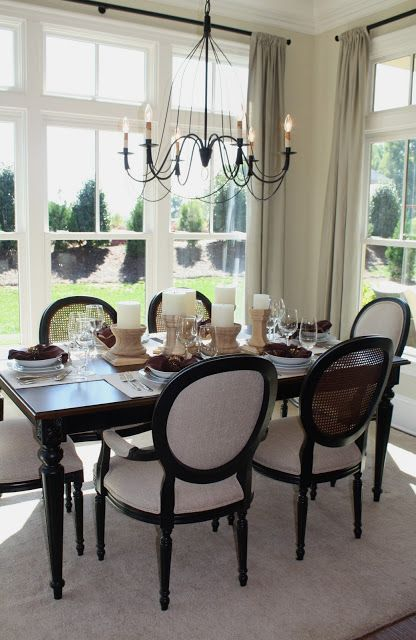 Charlotte Home Tour My Favorite Ideas Dining Room SetsFormal