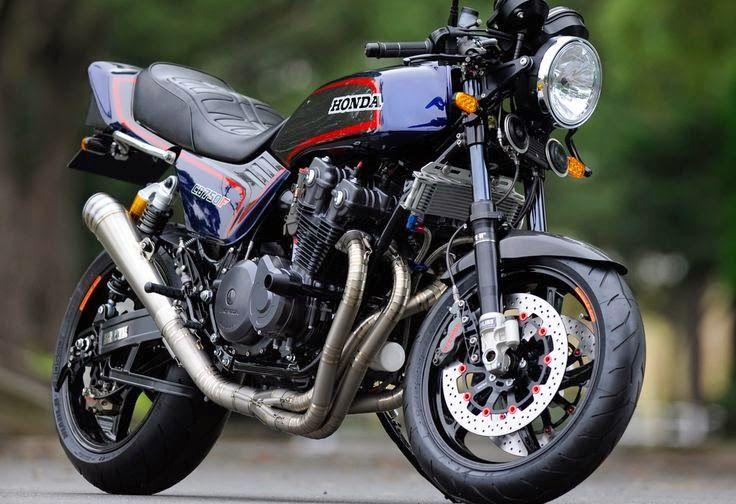 Honda CB 750F RCM-253 by Sanctuary Tokyo West