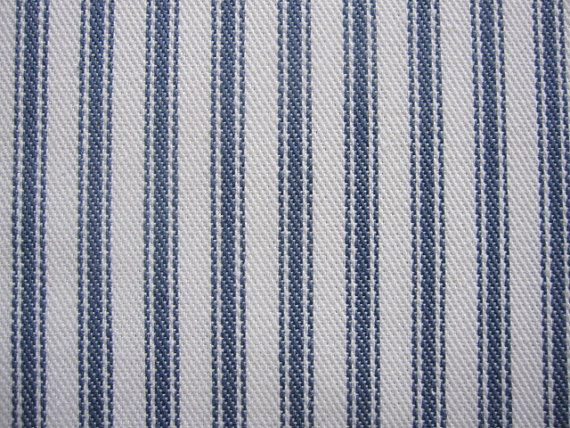 17 Best images about Ticking Stripe Curtains and Drapes on ...