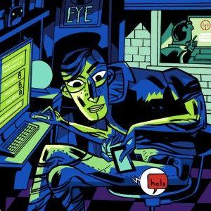 Detenido por piratear la wifi