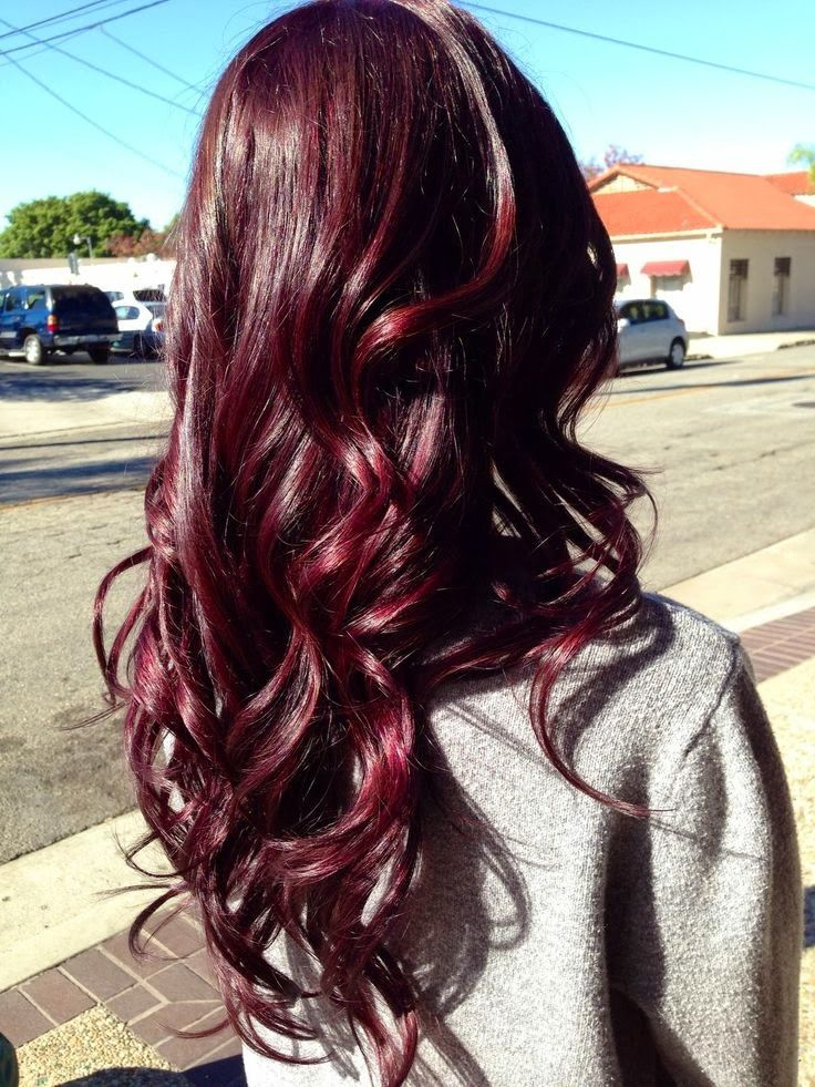 Delicate Hair Color And Style For 2014