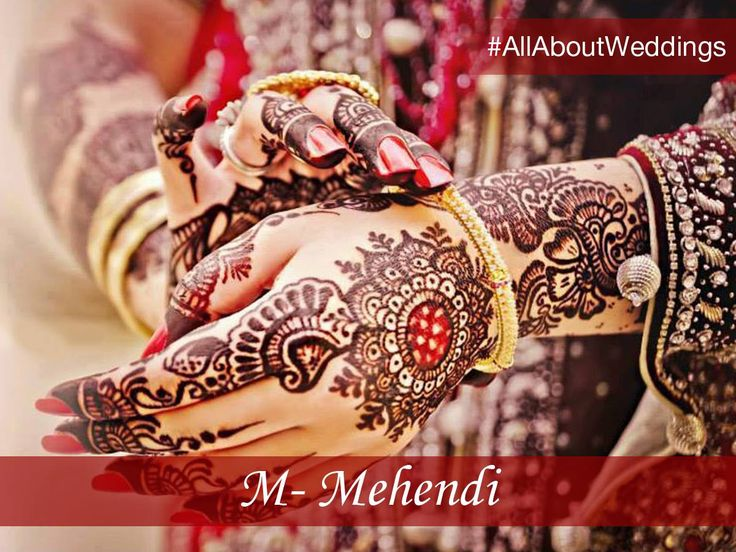 #AllAboutWeddings: An important pre-wedding ritual, the Mehendi ceremony is a major celebration before a wedding! Add a refreshing twist to conventional picks, by opting for a pair of sleek, straight pants with a kurta or a long jacket with a ghagra.