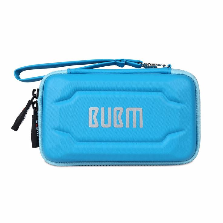 Newest Shockproof Splash Resistant Double Layers Hard Disk USB Flash Disk Memory Card Digital Accessories Protection Bag