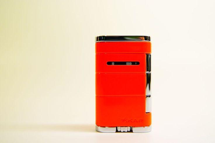Accendini Jet Flame : Accendino jet flame xikar the Allume arancione - Tabaccheria Sansone - Pipe Tabacco Sigari - Accessori per fumatori