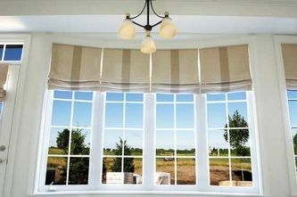 Roman Shades - Sunergia Solutions