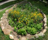 Sample Rain Garden Designs —