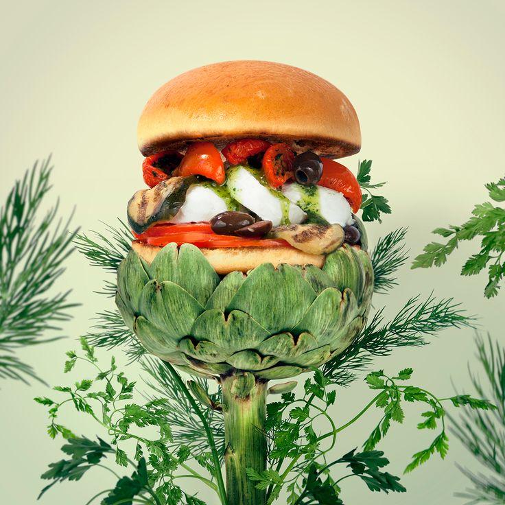 Go Green Burger. Mange au drugstore, tu sauveras la planète.#amoureuxdelanature #drugstoreburgerhouse