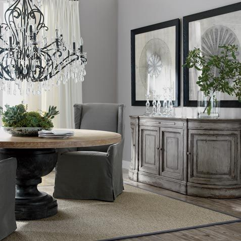 25 Best Dining Room Inspirations Images On Pinterest  Side Chair Pleasing Ethan Allen Dining Room Tables Decorating Inspiration
