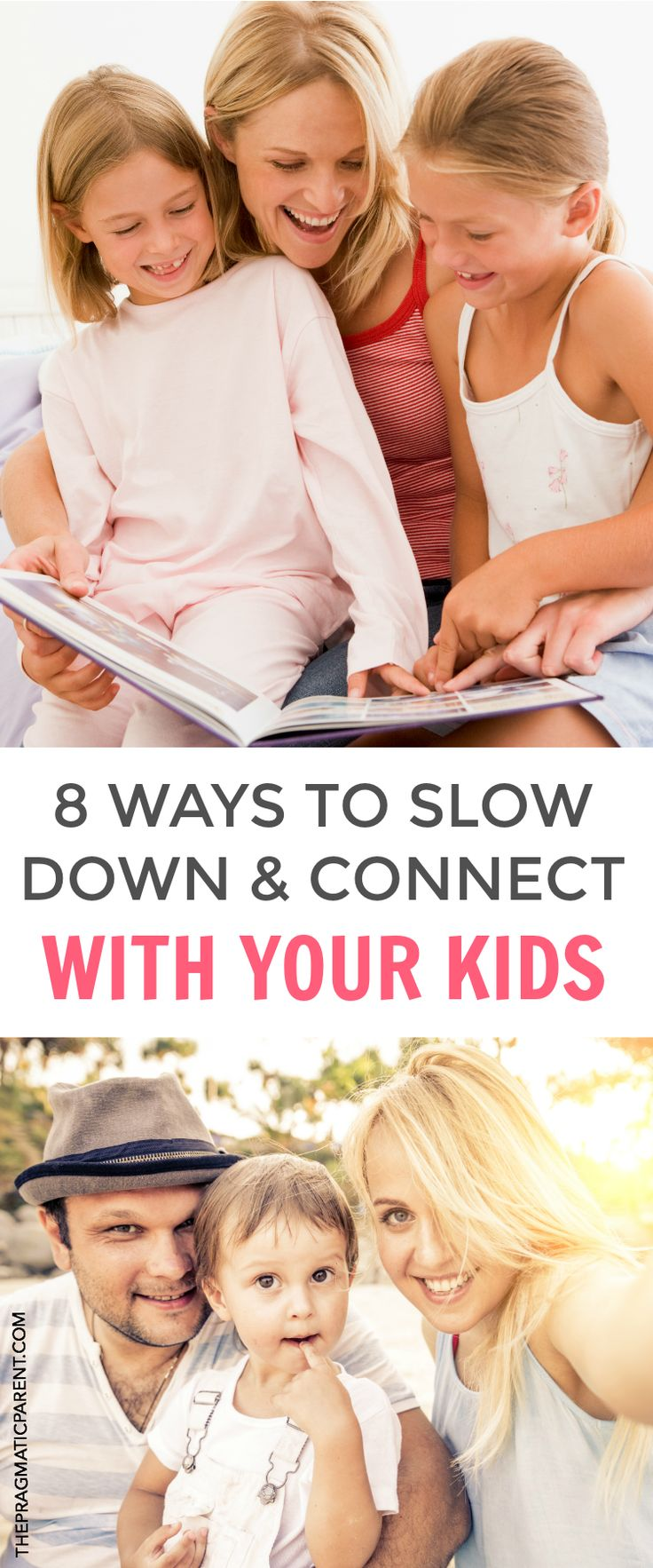 Life moves fast - taking time to connect with your kid each day is super important! Simple Ways to Connect and Make Your Kids Feel Loved Every Day. 8 windows of time during the day that are perfect for a couple minutes of meaningful emotional connection to strengthen your bond with your kids, stay up to date on their lives and make them feel loved.