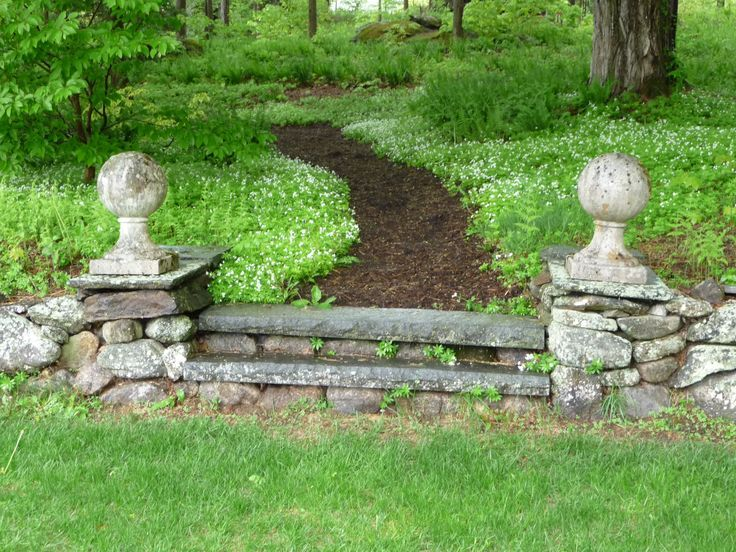 Image Result For Transition From Lawn To Woods Garden In The
