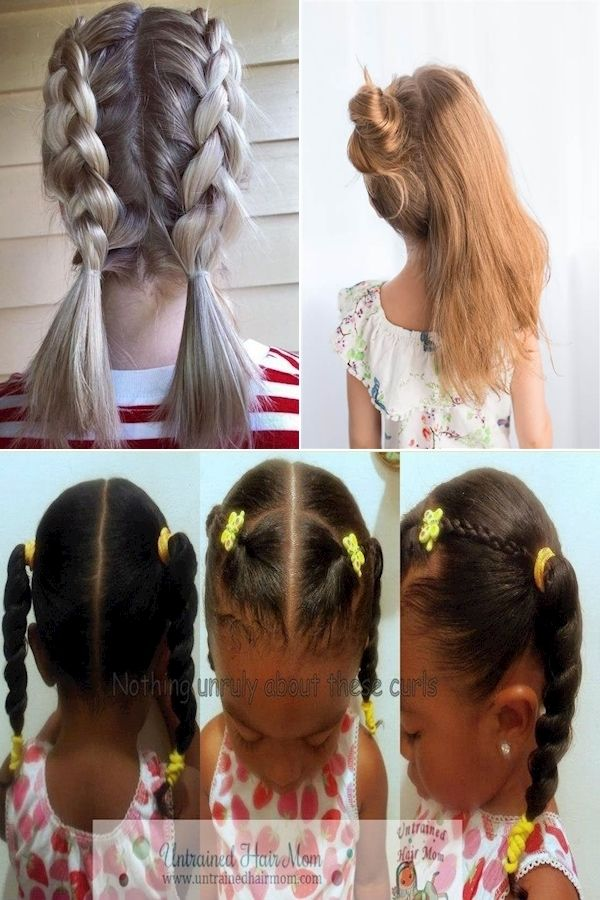 Baby Girl Hair Style Birthday Hairstyles For Kids Best Haircut For Girls 2016 Girl Hairstyles Hair Styles Trendy Hairstyles