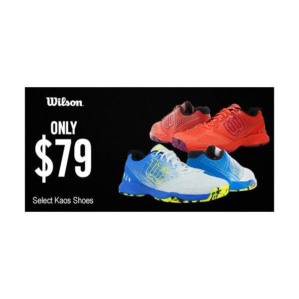 Sale on Wilson Tennis Shoes during Black November Sale!