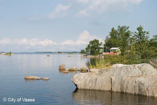 Summer cottage @ Vaasa. www.visitvaasa.fi. Photo: Jaakko J Salo