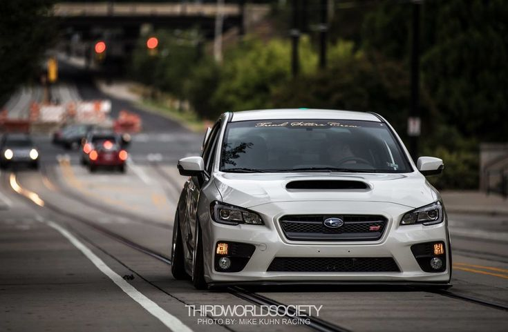 Like the 2012 sti much better but the new ones aren't bad