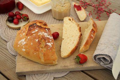 #pain magique au petit lait - testé, top !