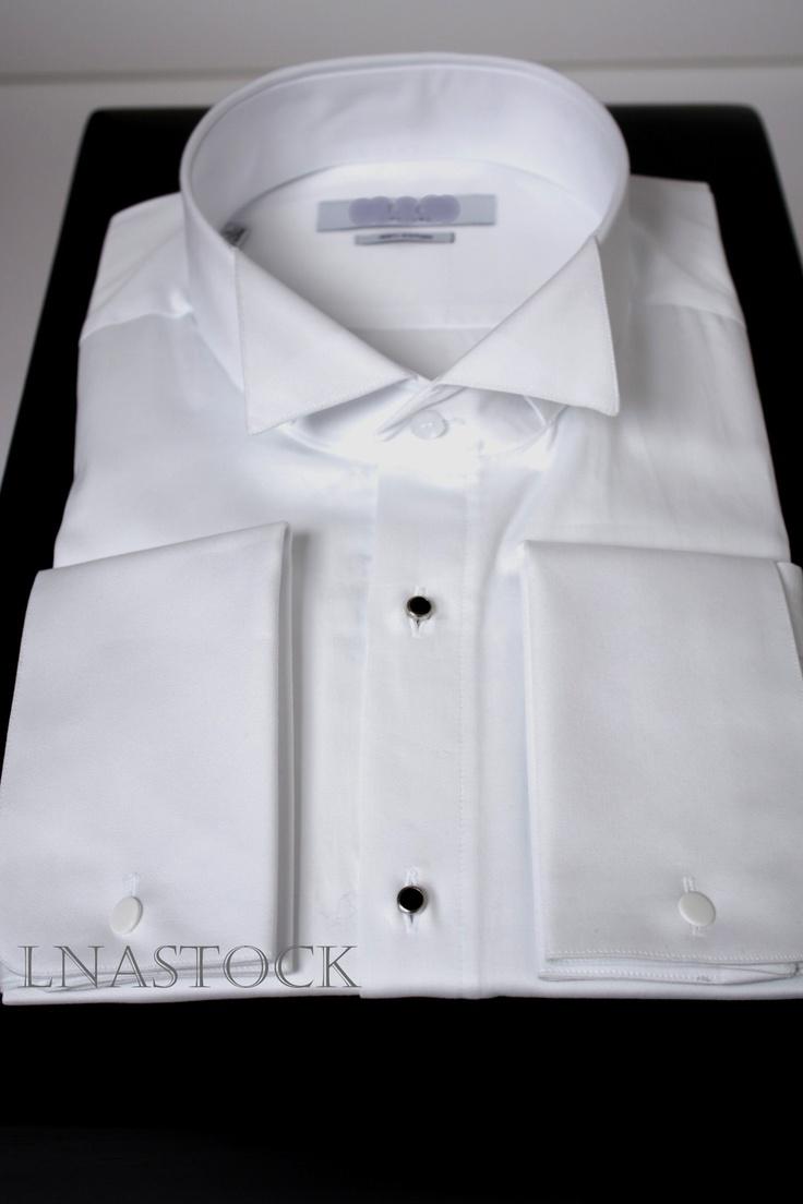 Chemise col cassé - LNASTOCK