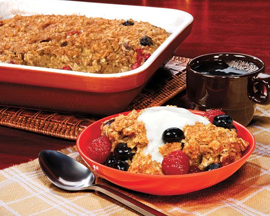 Baked Oatmeal - Recipes at Penzeys Spices