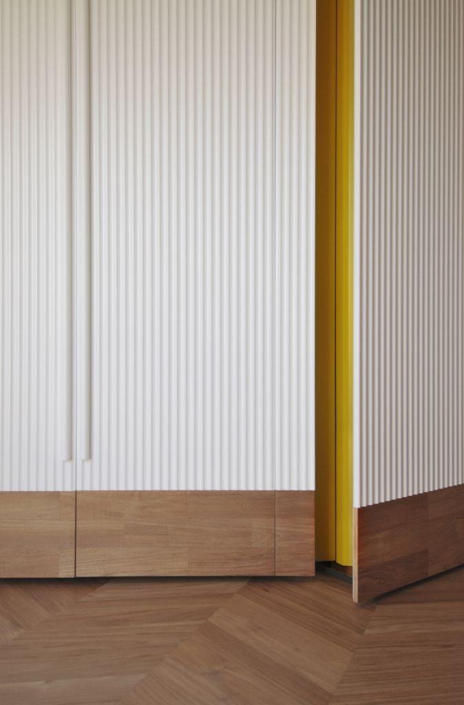 Polsko – włoska renowacja dwupoziomowego apartamentu - PLN Design