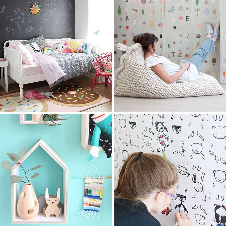 17 Best Images About Comfortably Bedroom Decor With: 17 Best Ideas About Chalkboard Wall Bedroom On Pinterest
