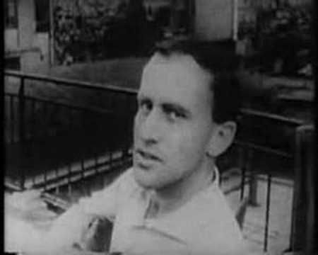 Boris Vian <3 Polymath- Writer, noted musician, translator, critic, actor, inventor and engineer. :))