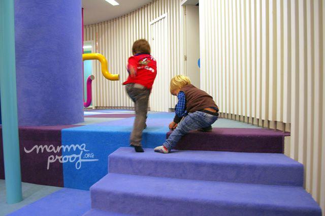 Peekaboo zona juego Peek a Boo, servicio de ludoteca y parque infantil, un multiespacio de diseño para disfrutar en familia