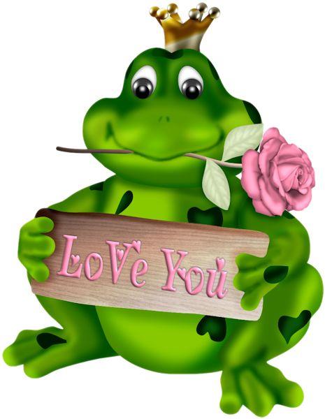 LOVE YOU VALENTINE'S DAY FROG - the Month of Love - Book with Dumela - dumela@venturenet.co.za