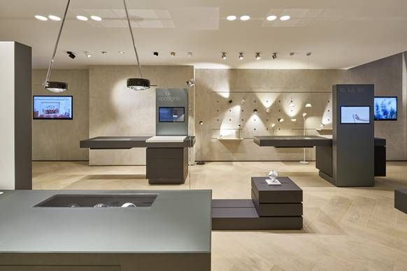 Occhio eröffnet innovativen Flagshipstore in Köln: ON-LIGHT · Licht im Netz® · Version 4.2 · ©1997-2017