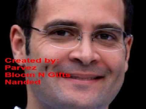 RAHUL GANDHI upcoming Prime Minister of INDIA --{Ruk jana nahi} song by ...