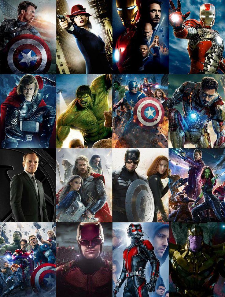 marvel universe movie poster wwwimgkidcom the image