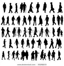 16 Best SILHOUETTES Images On Pinterest