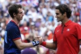 Olympics 2012: Murray's golden moment, wins for Britain over Federer