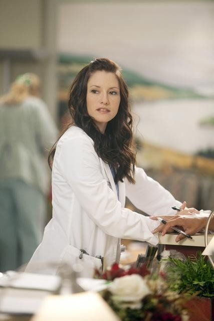 Dr. Lexie Grey ... my favorite character on the show ever