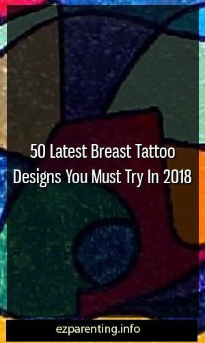 50 Latest Breast Tattoo Designs You Must Try In 2018  #maternity #maternitydress…