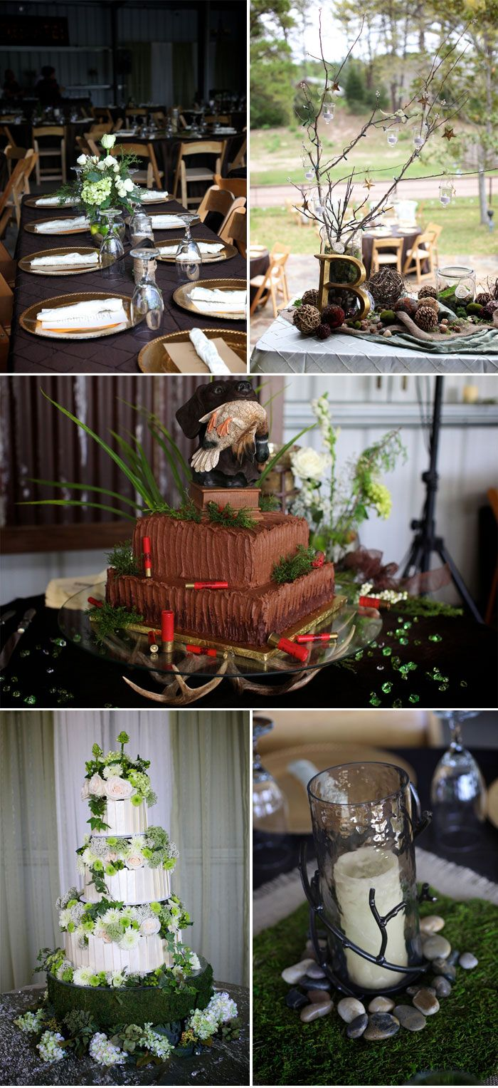 Camo Wedding Decorations | Mossy Oak Camo Wedding Reception Decorations Weddings Style And Pic #1